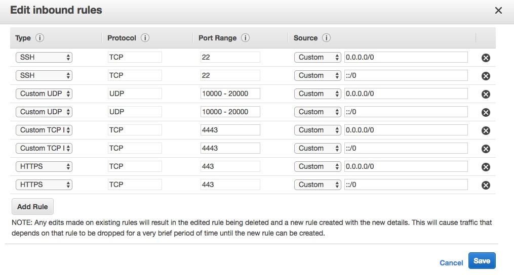 Install Jisti-Meet on ubuntu 16 04 with AWS EC2   Dongfeng Gu